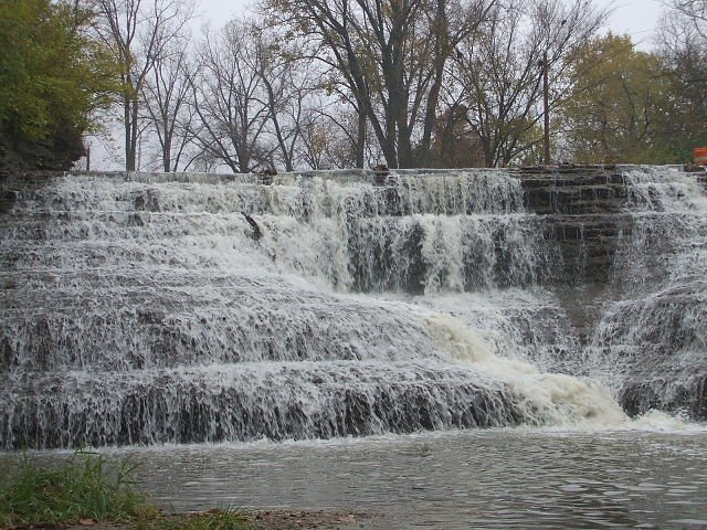 Thistlewaite Falls, Ричмонд