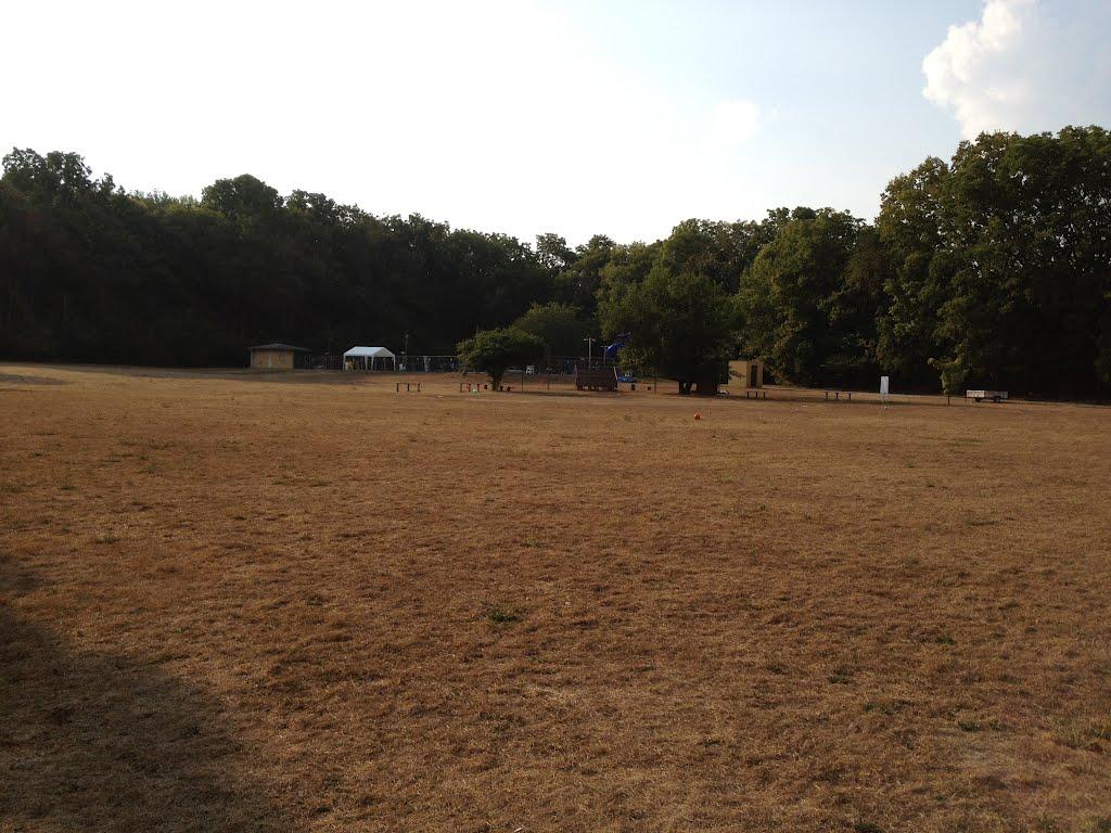 Sports field., Счерервилл