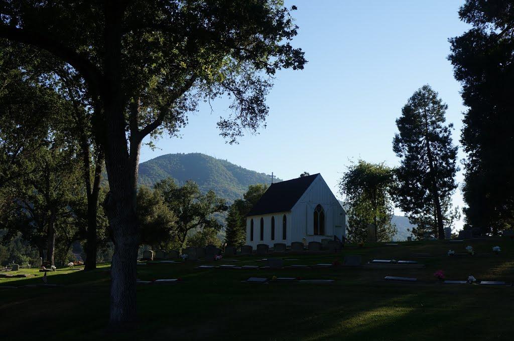 Oakhurst Cemetery, Алтадена