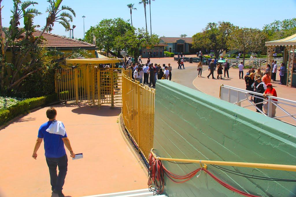 Santa Anita Racetrack, Arcadia, CA, Аркадиа