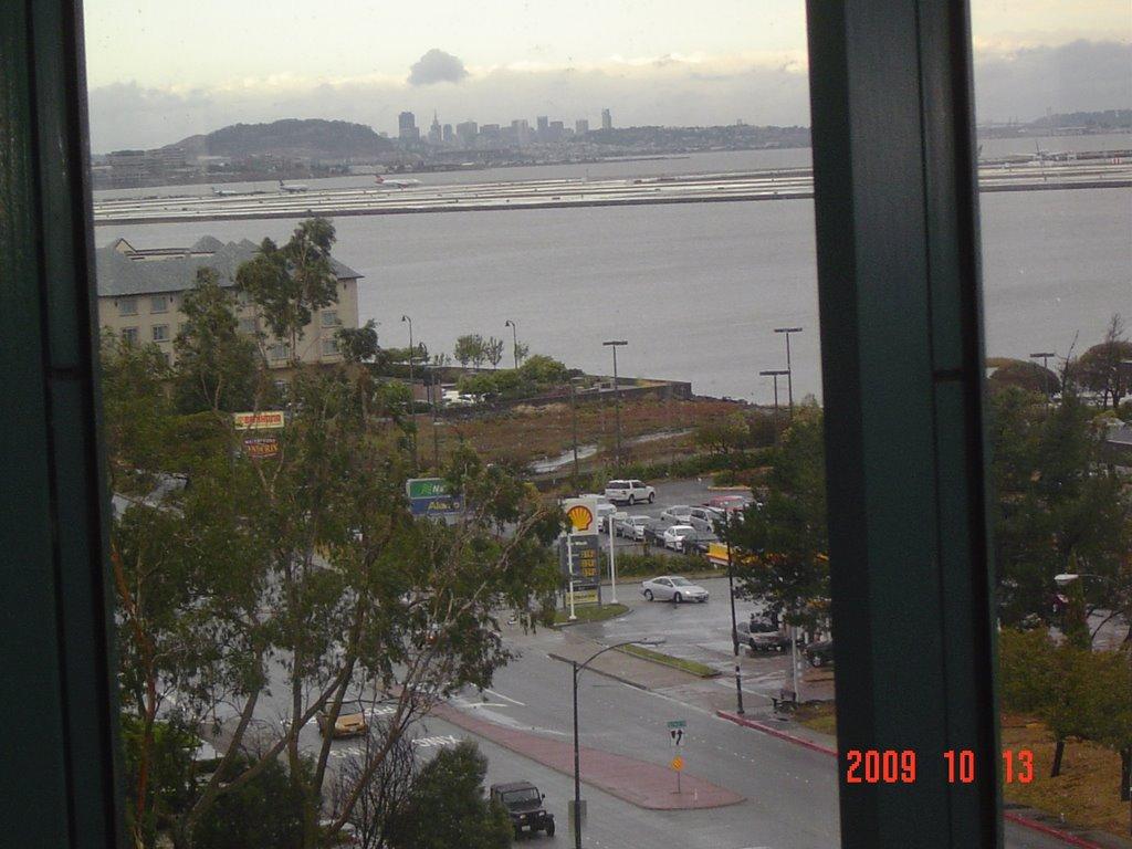 Hyatt Regency SFO San Francisco Airport, Барлингейм