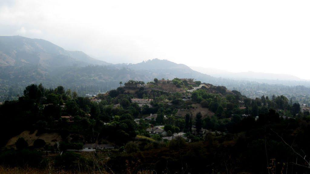 south hills park- glendora, Глендора