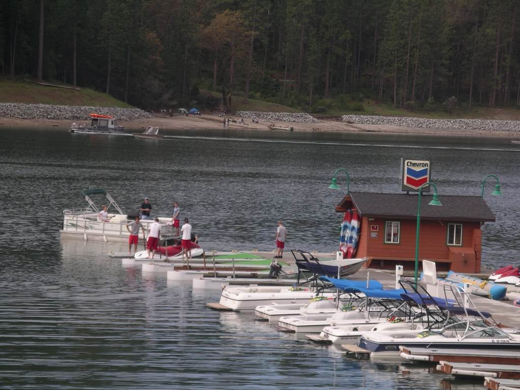 Bass Lake Watersports Crew, Ковайн