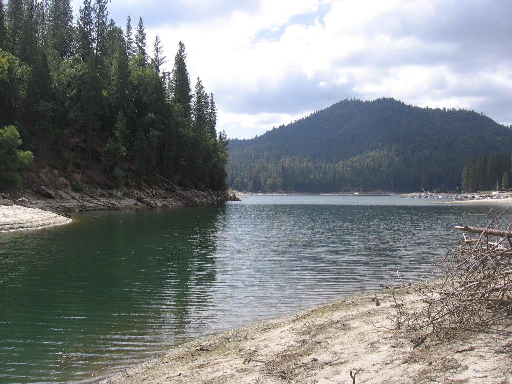 Bass Lake, Ковайн
