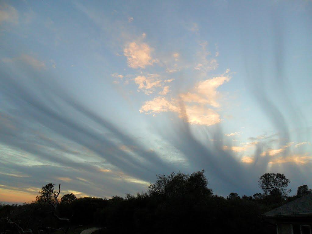 Thunder Clouds in Coarsegold, Ковайн