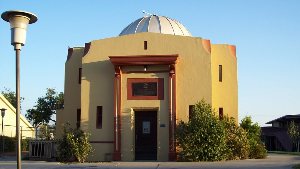 N.A. Richardson Observatory at San Bernardino Valley College, Колтон