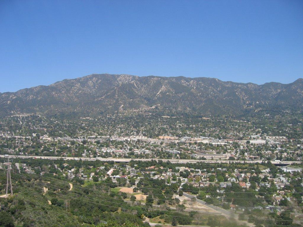 View of La Crescenta, Ла-Крескента