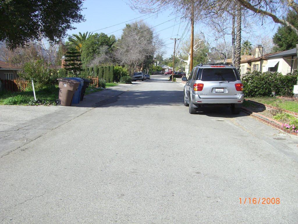 evelyn street, Ла-Крескента