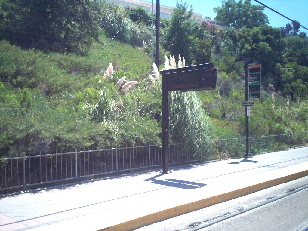 Grossmont trolley station, Ла-Меса