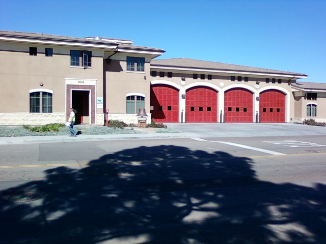 La Mesa Fire Department, Ла-Меса