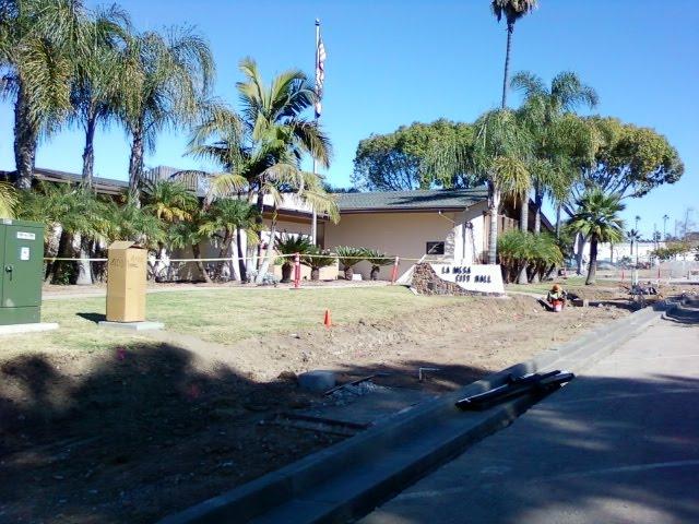 La Mesa City Hall, Ла-Меса