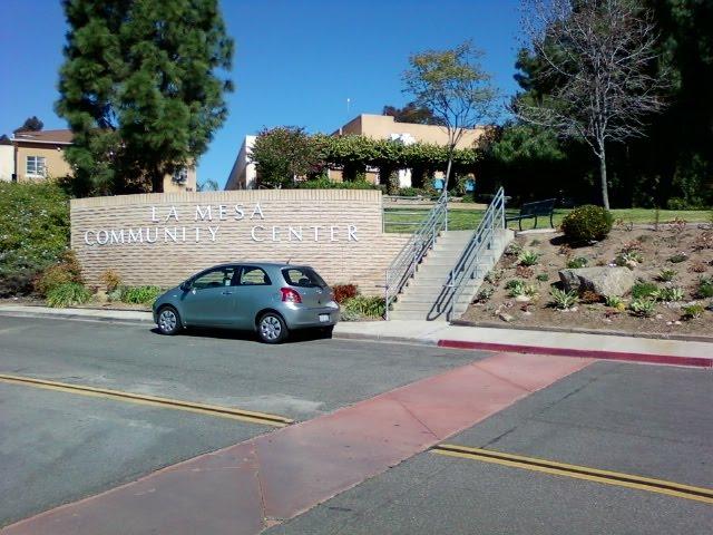 La Mesa Community Center, Ла-Меса
