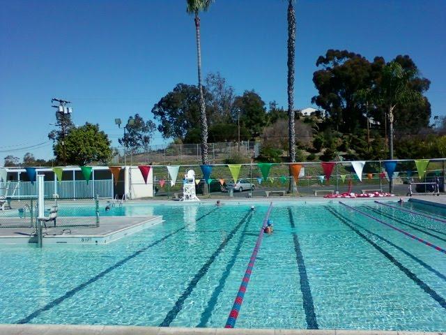 La Mesa Municipal Pool, Ла-Меса