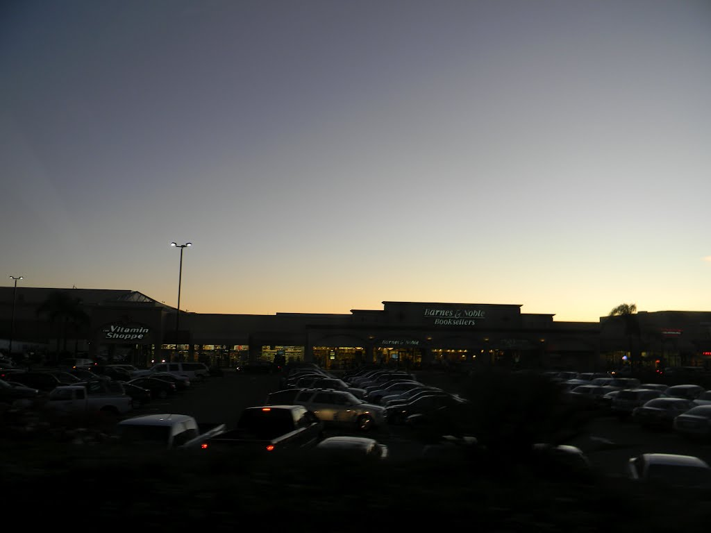 Grossmont Center Sunset, Ла-Меса