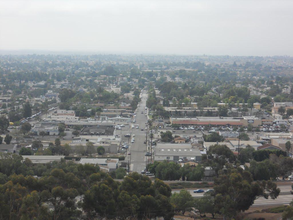 Olive Street, Lemon Grove, Ла-Меса