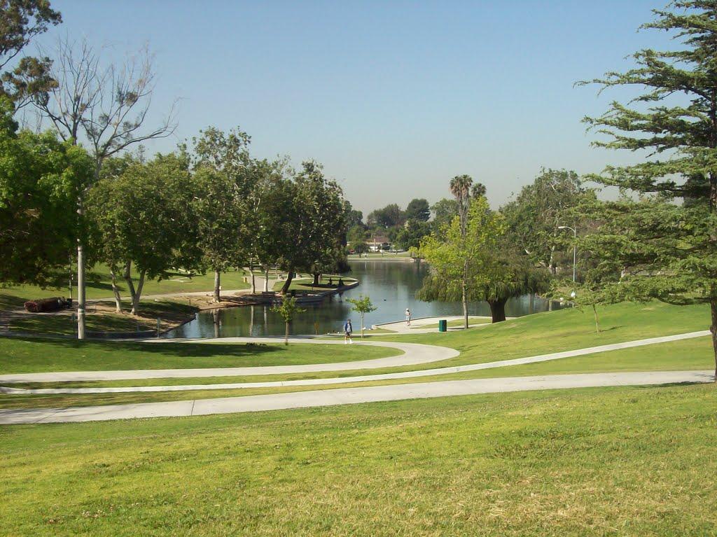 La Mirada Regional Park (Disc Golf ), Ла-Мирада