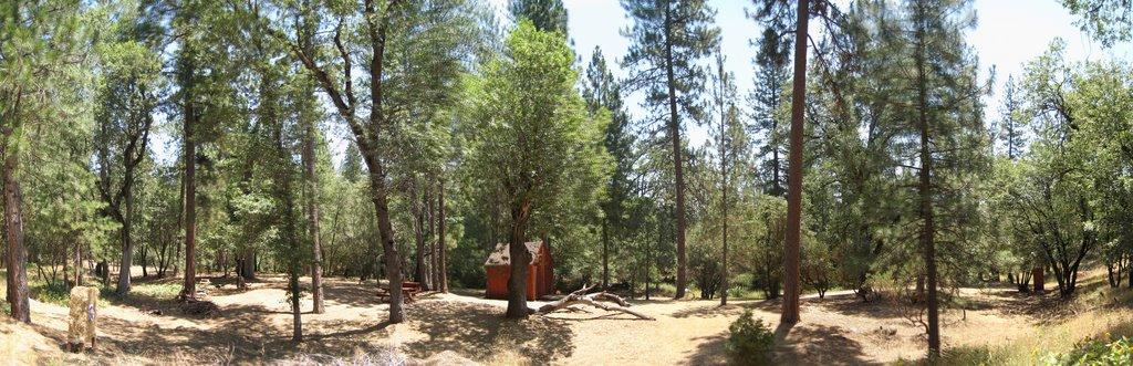 Big Rock Camp Site, Ла-Пальма