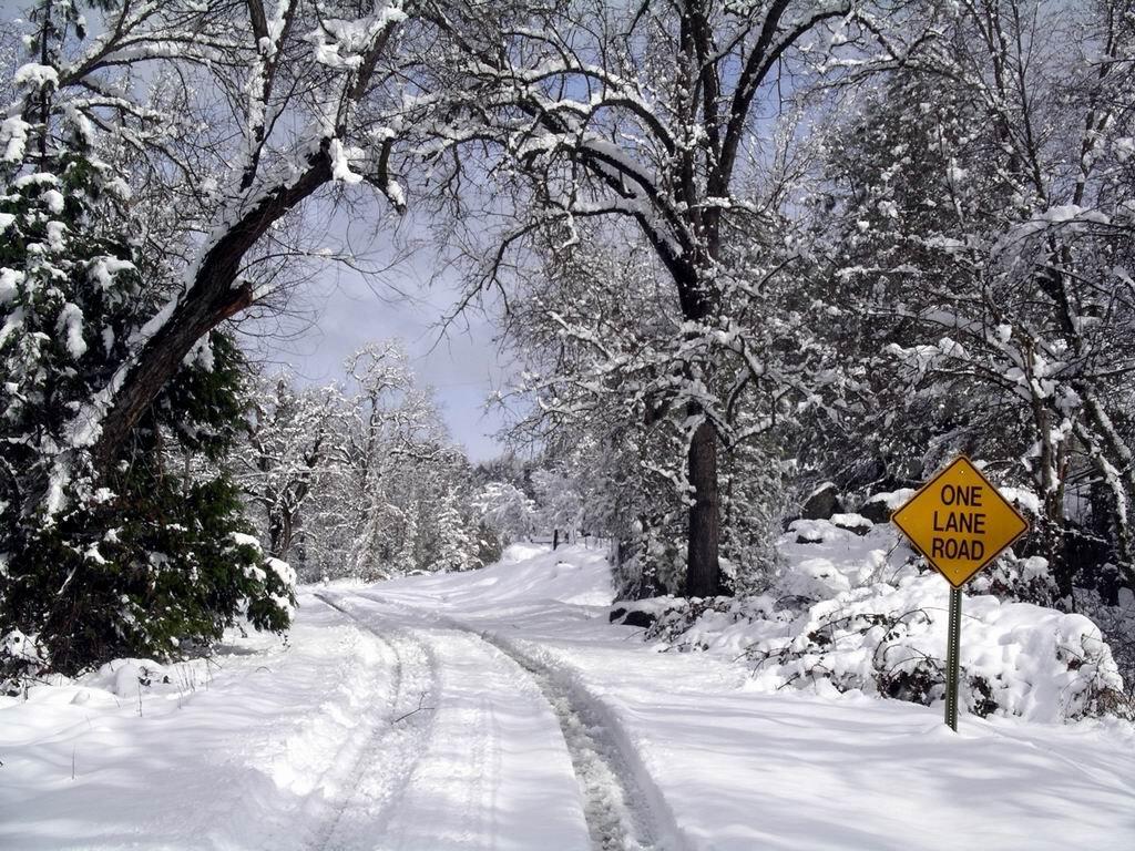 Snowy Road 425C, Ла-Пальма
