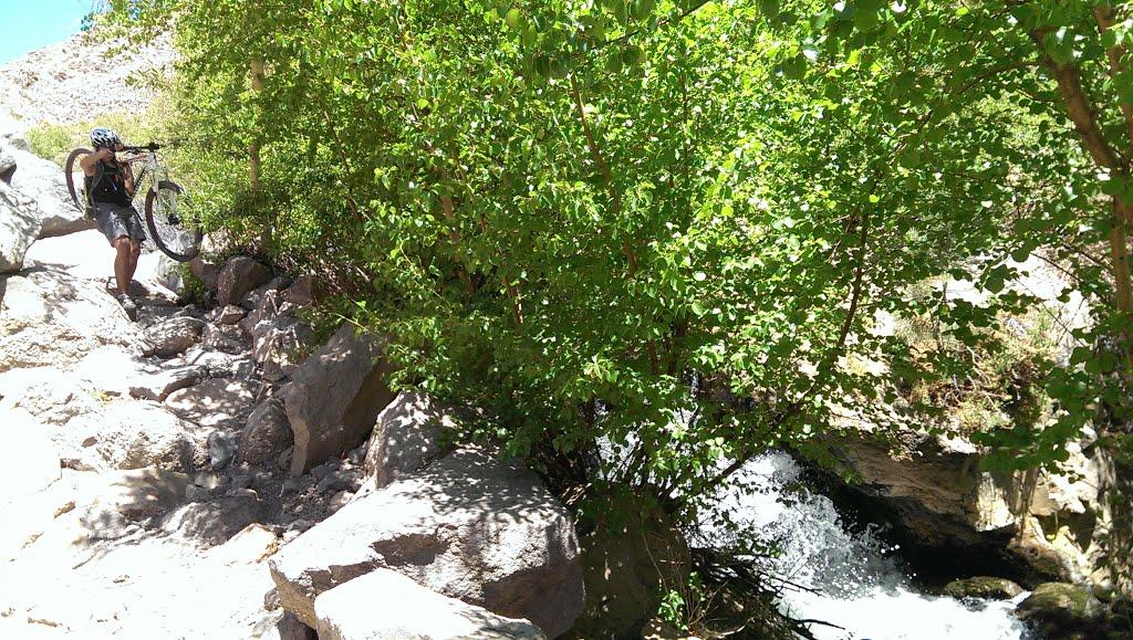 Rock Creek, Ла-Пальма