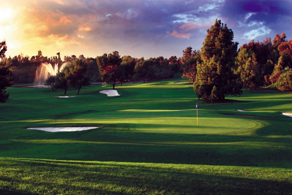Pacific Palms Resort Golf Courses, Ла-Пуэнте