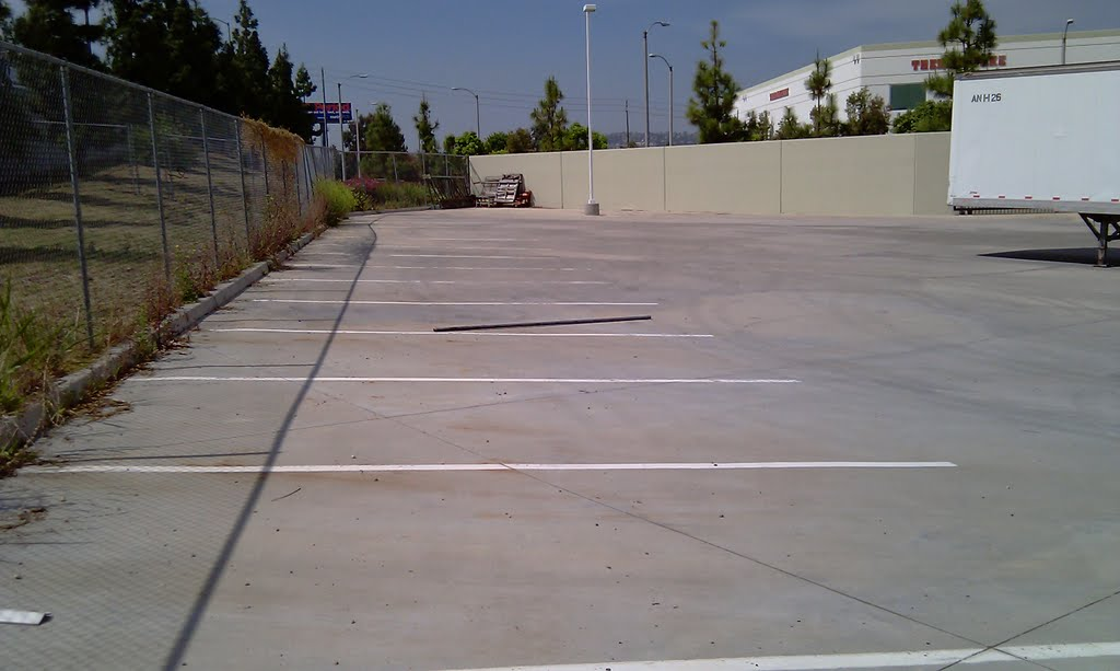 Parking Lot, Ла-Пуэнте
