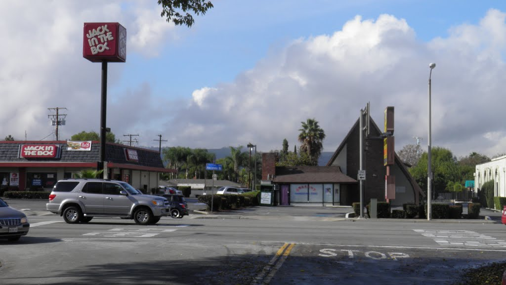 Hacienda Blvd. Hacienda Heights, California, Ла-Пуэнте