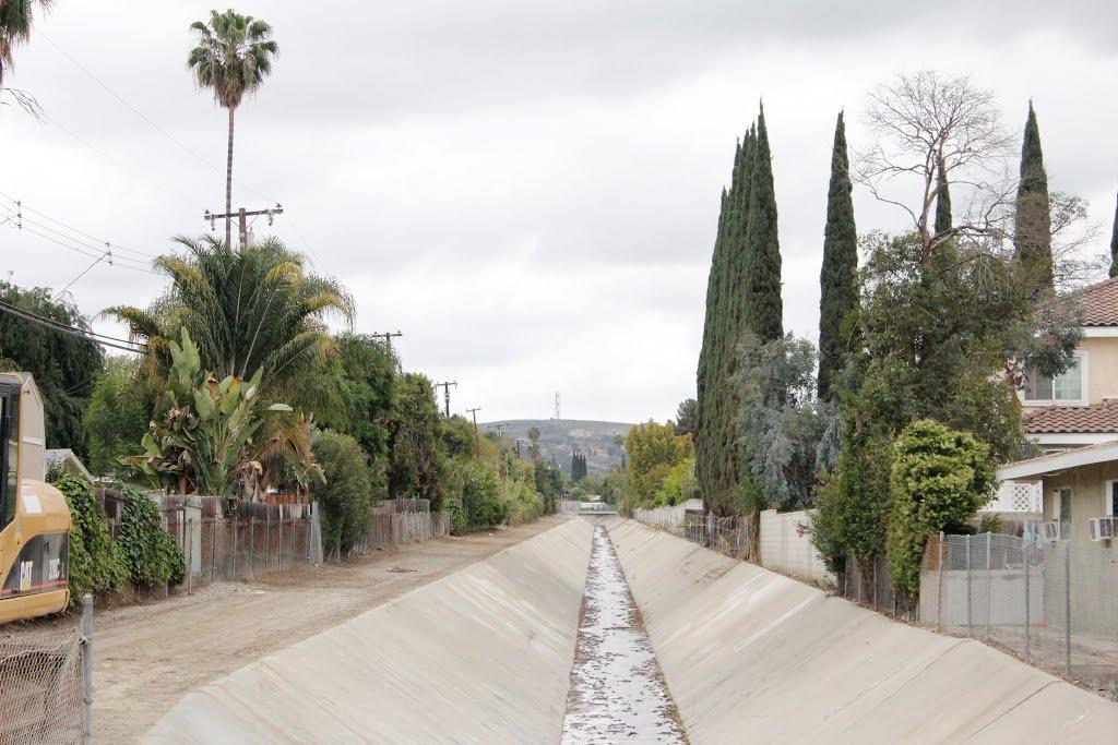 Hacienda Heights California, Ла-Пуэнте