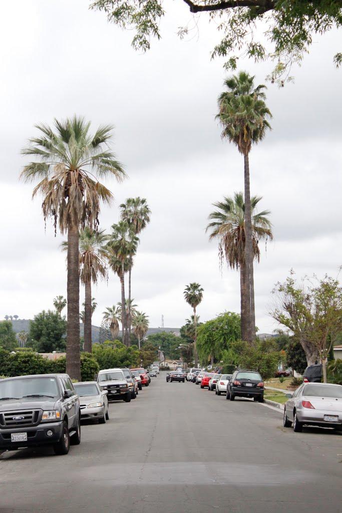 Framstead Ave. Hacienda Heights Ca., Ла-Пуэнте