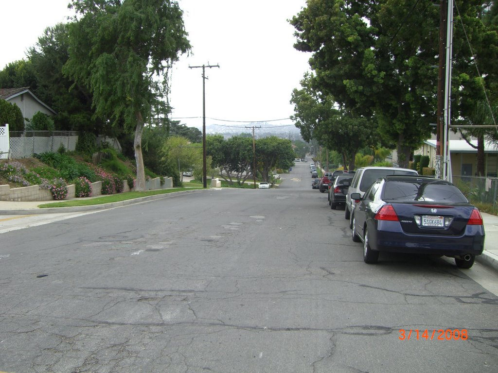 n hillside street, Ла-Хабра