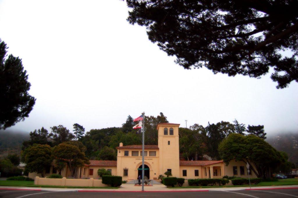 Veterans Memorial Building, Lompoc, California, Ломпок