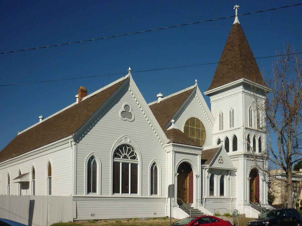 Open Door Church, Петалума