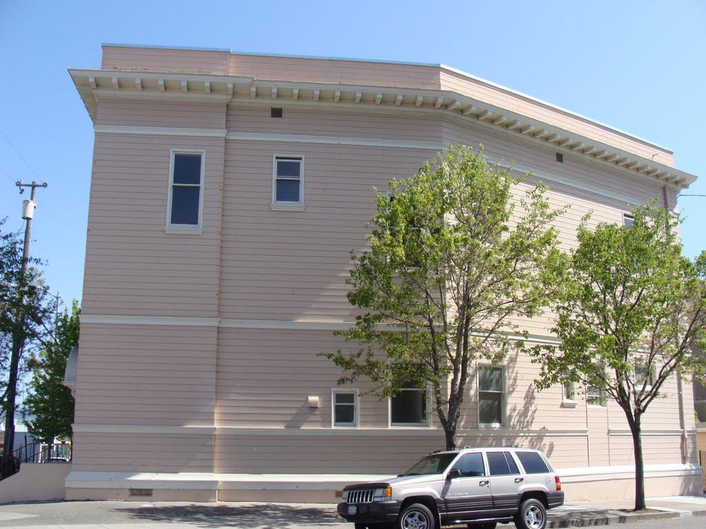 San Vincent The Paul Catholic Church, Neuroticos Anonimos back in 2000?, Петалума