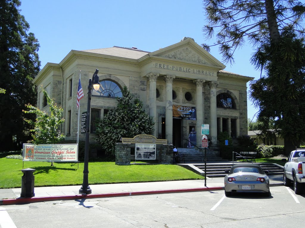 Petaluma Post Office, CA, Петалума