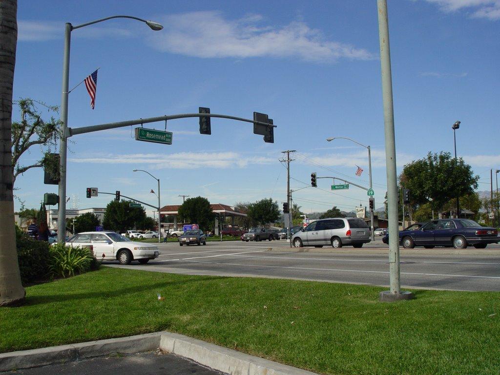 Rosemead Blvd/Whittier Blvd., Пико-Ривера
