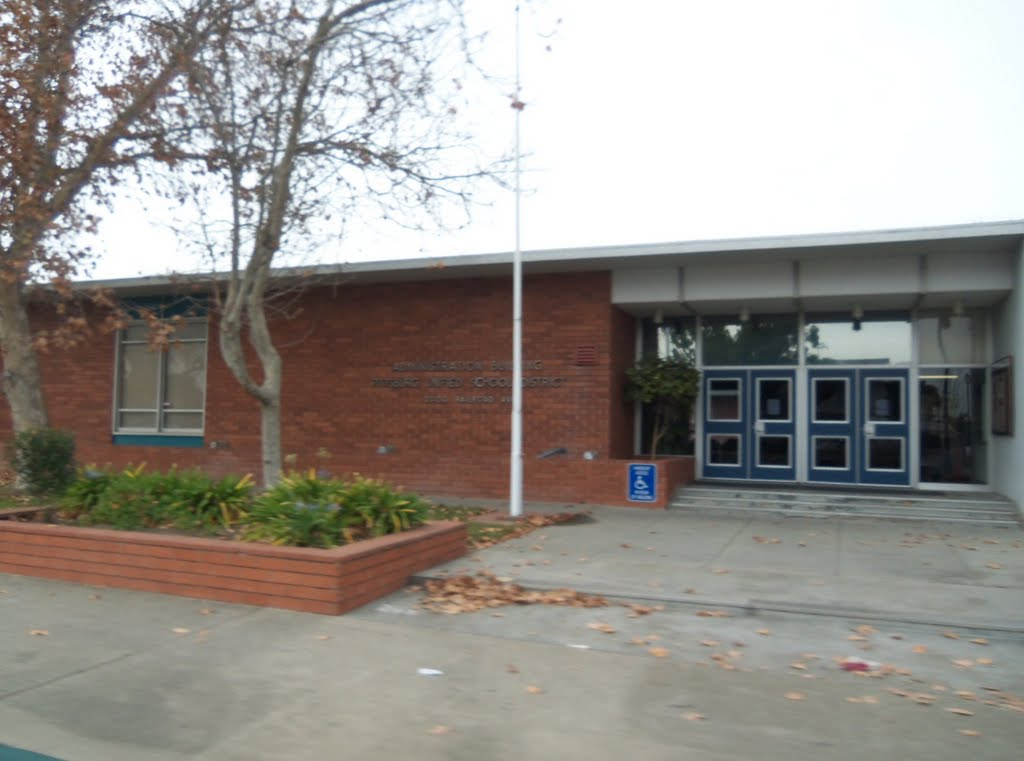 Pittsburg Unified School District Office, Питтсбург