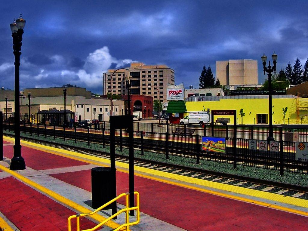 Sequoia Station, Редвуд-Сити