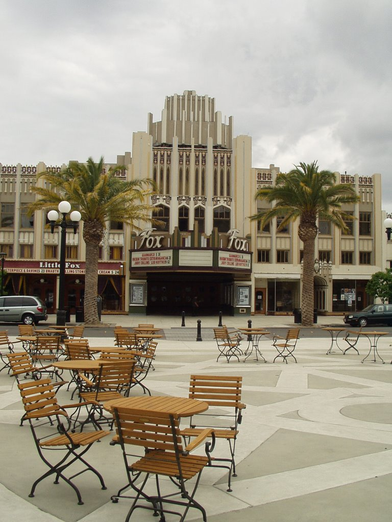 Redwood City Courthouse Square, Редвуд-Сити