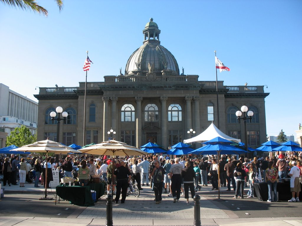 Courthouse Square, Redwood City, CA, Редвуд-Сити