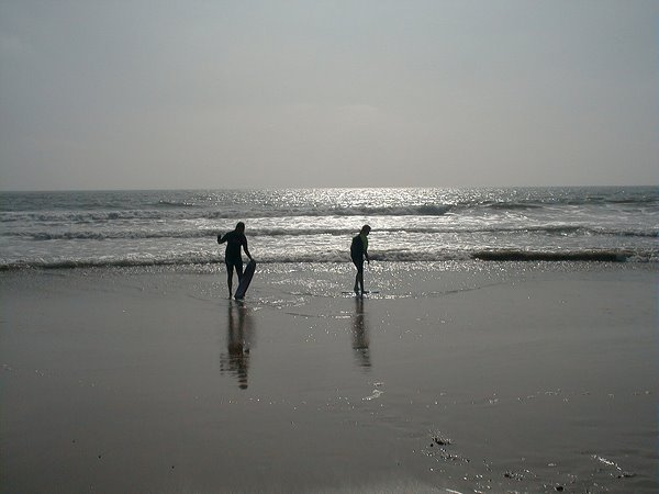 The Last Wave, Редондо-Бич