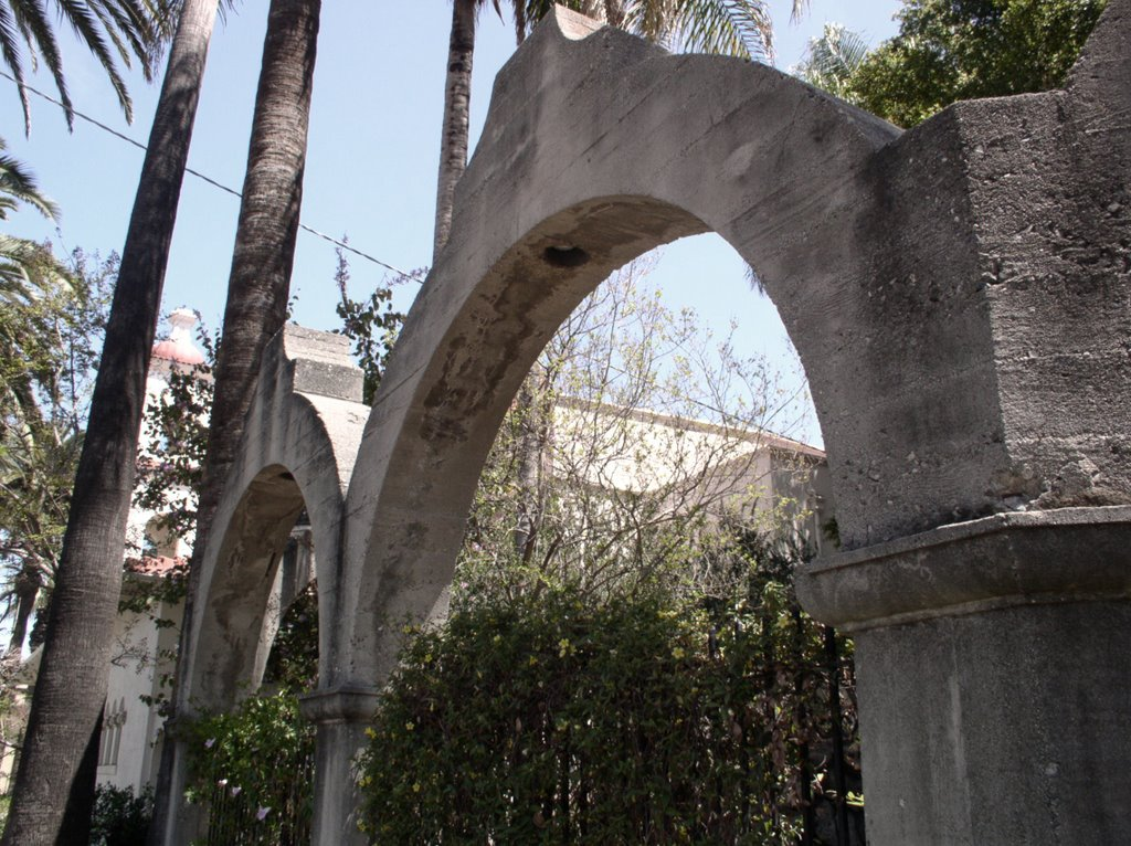 Church Arches, Riverside, CA, Риверсайд