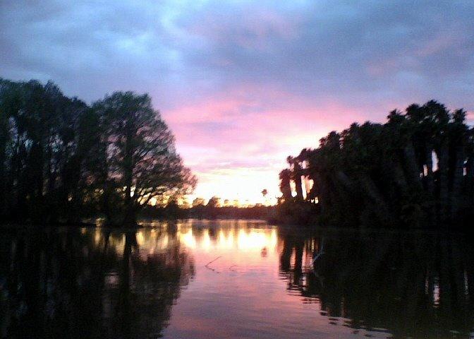 Sunset @ Fairmount Park, Риверсайд