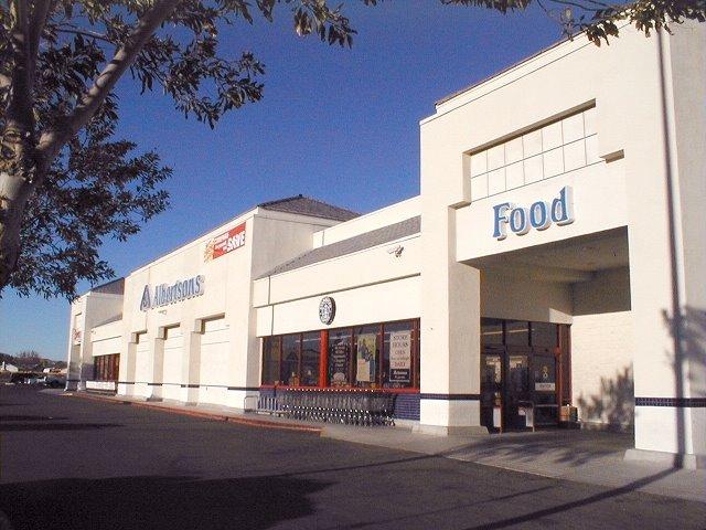 Ridgecrest, CA - Albertsons South, Риджкрест