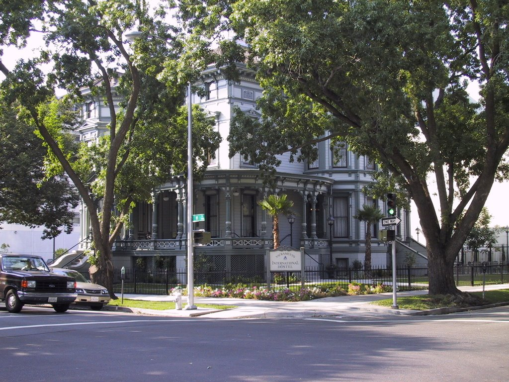 International Youth Hostel, Sacramento, Сакраменто