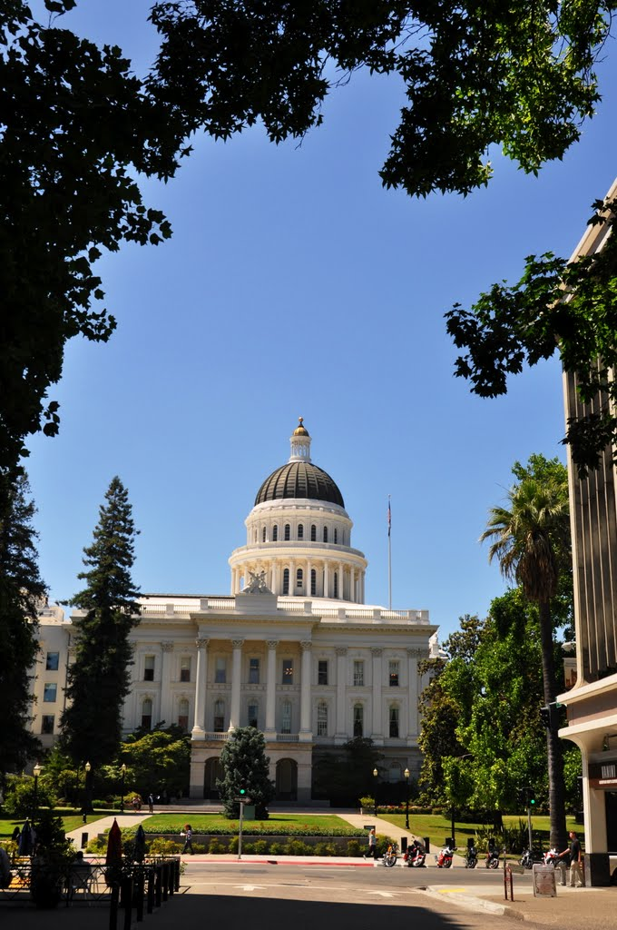 Californias State Capitol Building, Сакраменто
