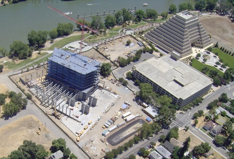 NEW BUILDING, Сакраменто