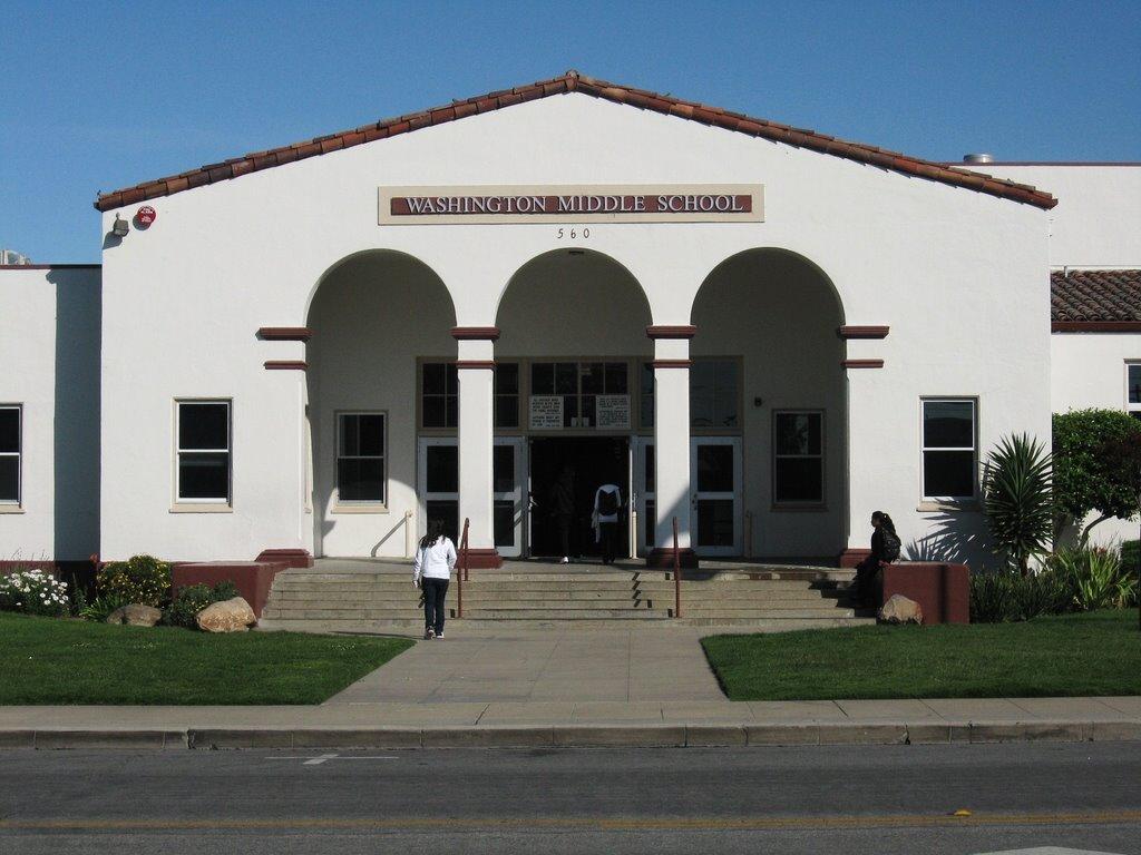 Washington Middle School, Салинас