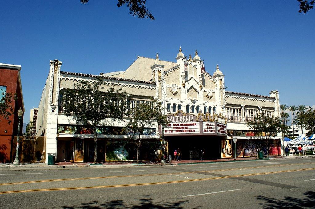 California Theater, Сан-Бернардино