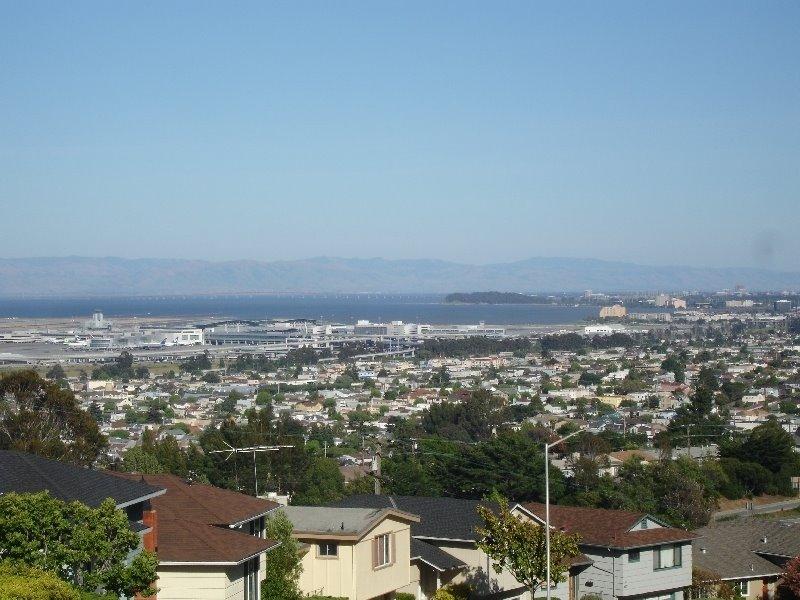 Crestmoor Street View, Сан-Бруно