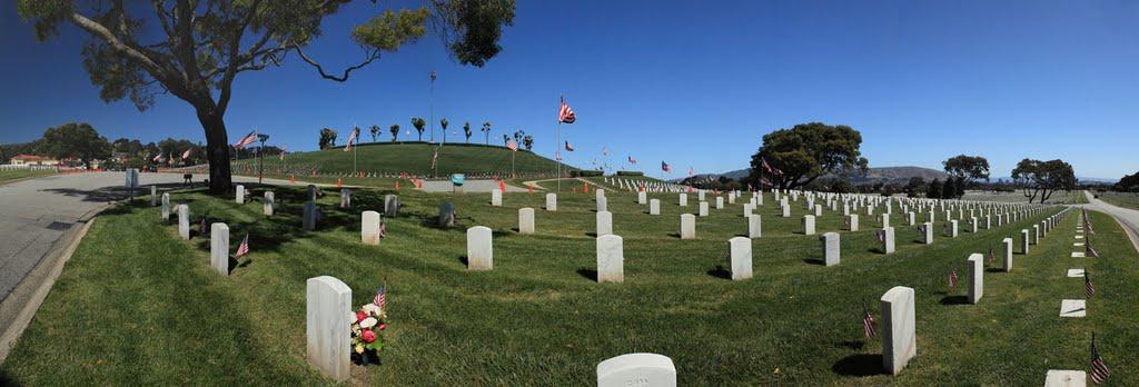 Golden Gate National Cemetery, Сан-Бруно