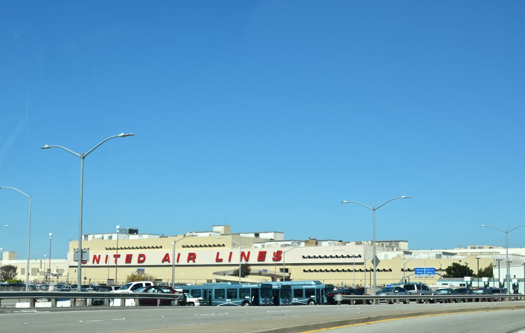 United Air Lines Building, Сан-Бруно